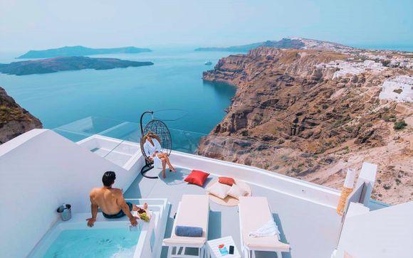 Hotel Symphony Suites Santorini - Thira - Fino a -70% | Voyage Privé