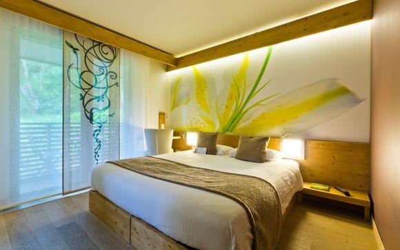 Hotel La Croix de Savoie & Spa 4*