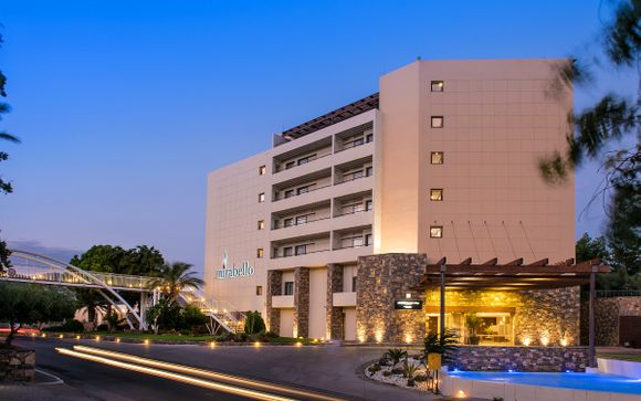 Il Wyndham Grand Crete Mirabello Bay 5*