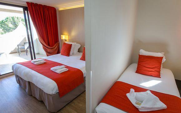 Hotel Du Soleil de Saint Tropez 4*