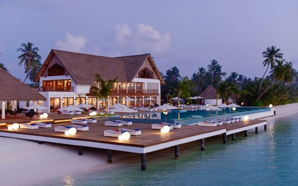 Mercure Maldives Kooddoo Resort 4* - Adults Only