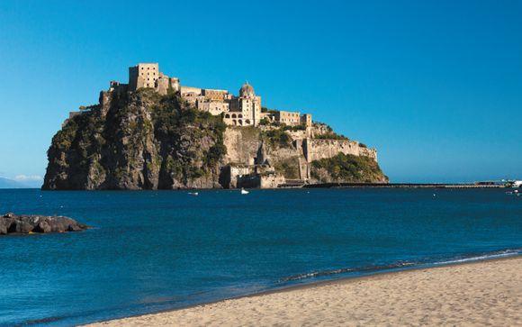 Castello Aragonese - mezza giornata