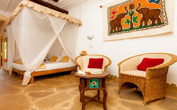 Diani Beach - The Sands at Chale Island 4*