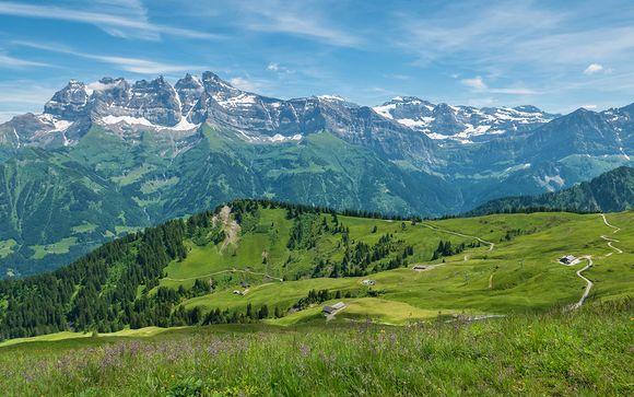 Alla scoperta di Champéry e delle Alpi svizzere
