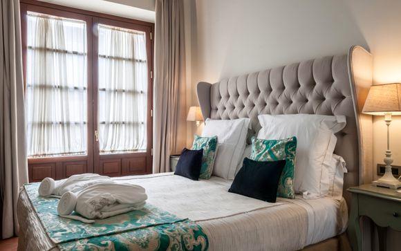 L'Hotel Boutique Palacio Pinello 4*