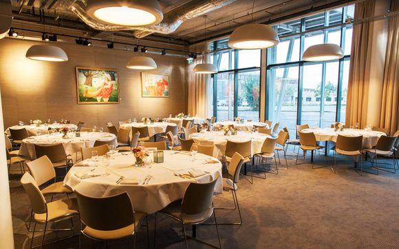 Il DoubleTree by Hilton Hotel Amsterdam - NDSM Wharf 4*