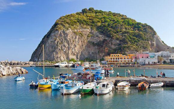 Tour Gourmet della Campania con pernottamento a Ischia ...