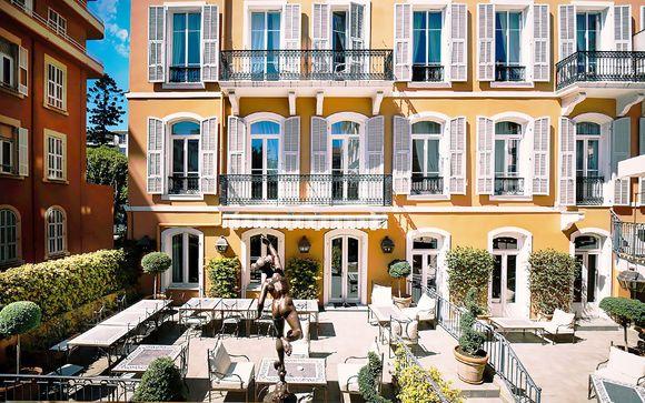 Hotel Ellington Nice Centre 4*