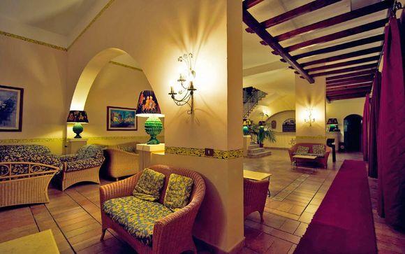 Baia Taormina Grand Palace Hotels & Spa 4*
