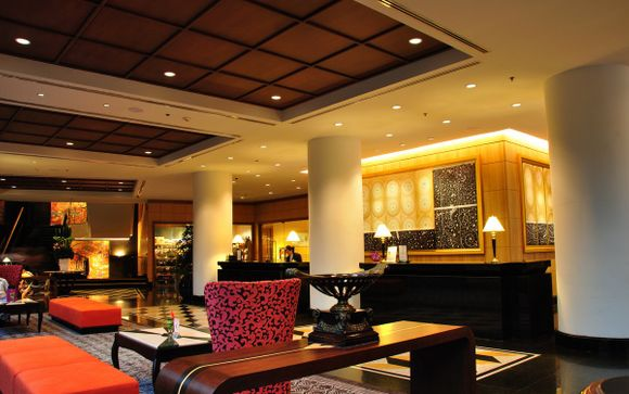 Bangkok - Il Century Park Hotel 4*