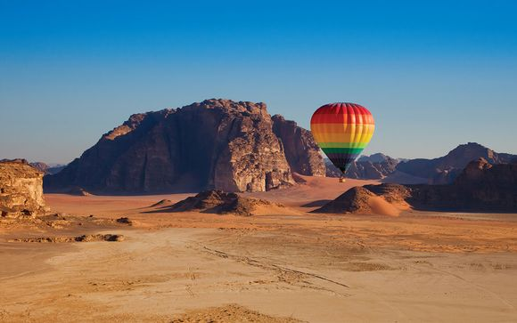 Alla scoperta della Giordania