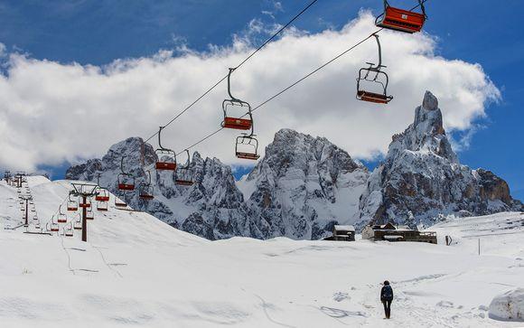 L'Alpenresort Belvedere Spa Gourmet Dolomiti 4*S