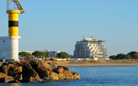 L'Hotel Les Bains de Camargue By Thalazur 4*