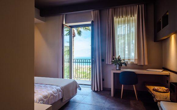 Il Best Western Plus Hotel Terre di Eolo 4*