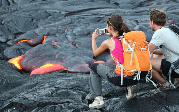 In viaggio verso le Hawaii