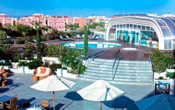 Sercotel Sorolla Palace Hotel 4*Sup