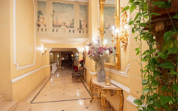 L'Hotel Manos Sthepanie 4*