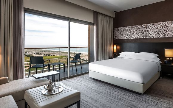 Hyatt Place Taghazout Bay 5*