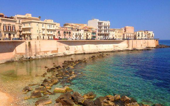 Minitour di 4 notti – Partenza da Palermo e rientro da Catania