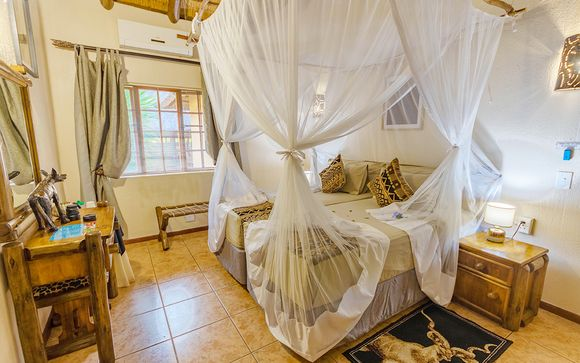 Sudafrica - Il Royal Kruger Lodge and Spa 4*