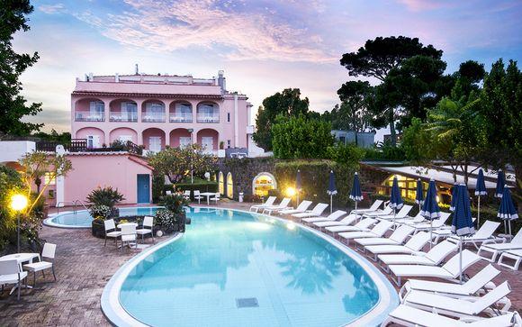 L'Hotel Regina Palace 4*
