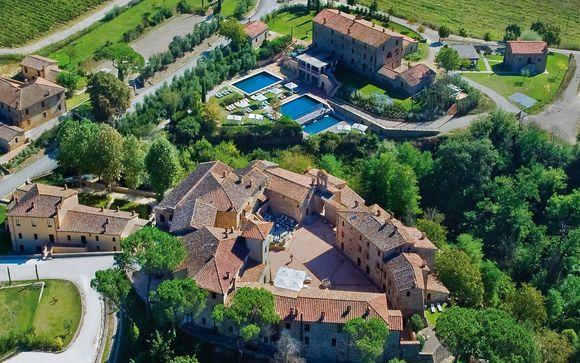 Castel Monastero Resort & Spa 5*