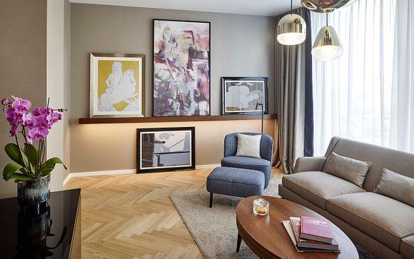 Andaz Vienna Am Belvedere - A Concept By Hyatt 5*