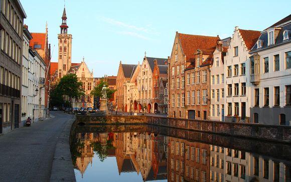 Alla scoperta di Bruges