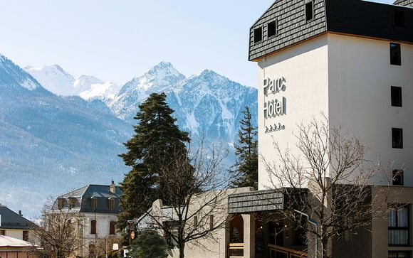 Le Parc Hotel 4*
