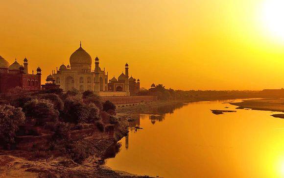 Itinerario da Roma - Rajasthan Fortezze&Tigri