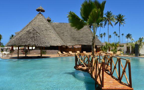 Zanzibar - Il White Paradise Zanzibar 4*