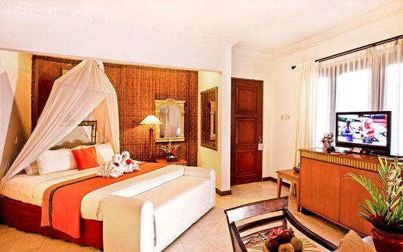 Ubud - The Mansion Baliwood Resort Hotel & Spa 5*
