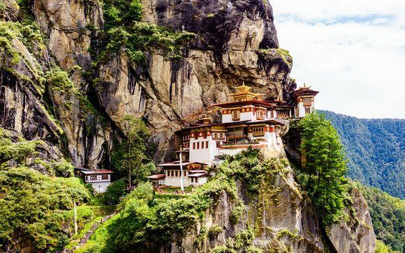 Alla scoperta di Nepal e Bhutan