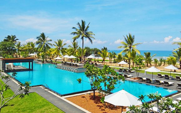 Bentota: Centara Ceysands Resort & Spa 4*