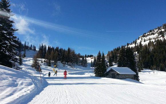 Il Comprensorio di Alpe Cimbra - Folgaria Lavarone