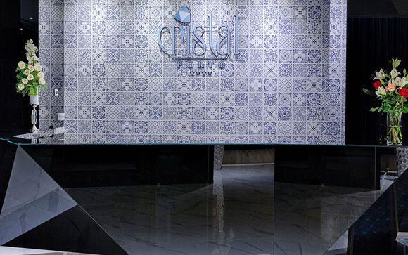 L'Hotel Cristal Porto 4*