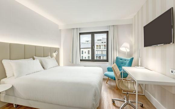 L'Hotel NH Brussels Grand Place Arenberg 4*