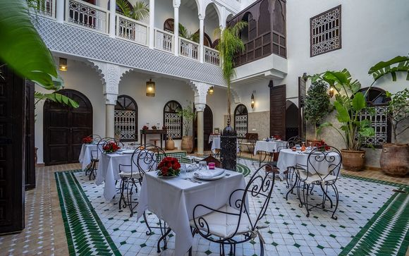 Oriental Glory Riad & Spa