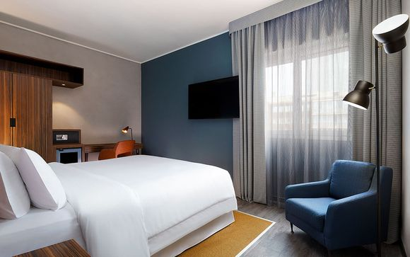 Four Points By Sheraton Milan Center 4*
