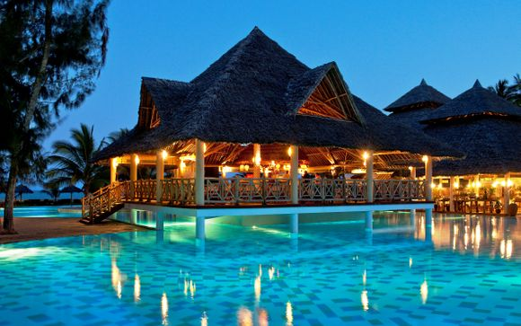 Diani  - Neptune Palm Beach Boutique Resort & Spa 4*