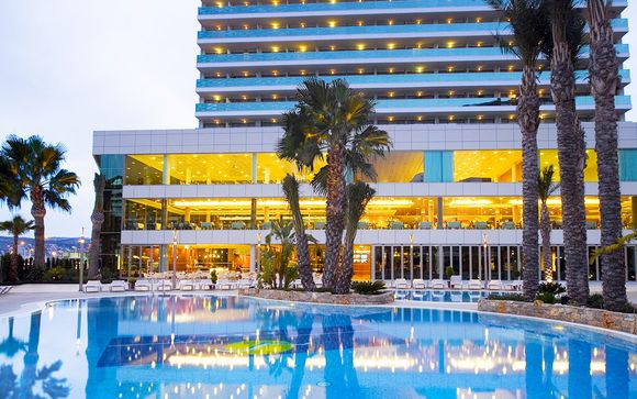 Hotel AR Diamante Beach Spa 4*