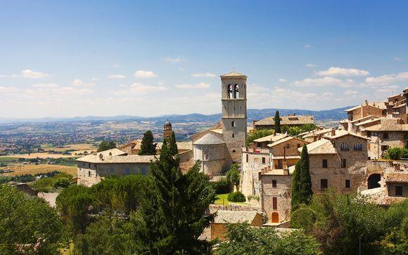 Alla scoperta di Assisi