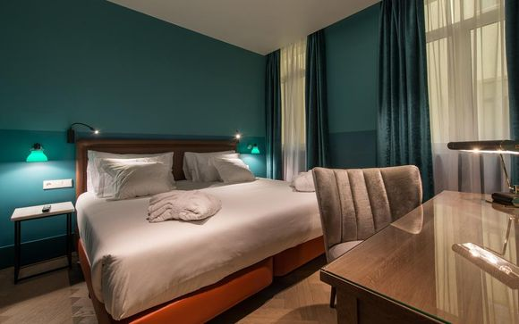 L'Hotel Vincci The Mint 4*