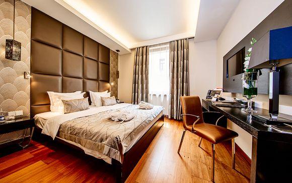 Il Continental Hotel Budapest 4*