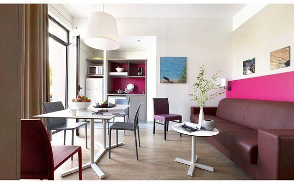 L'Hotel Residence Saint Raphael Riviera