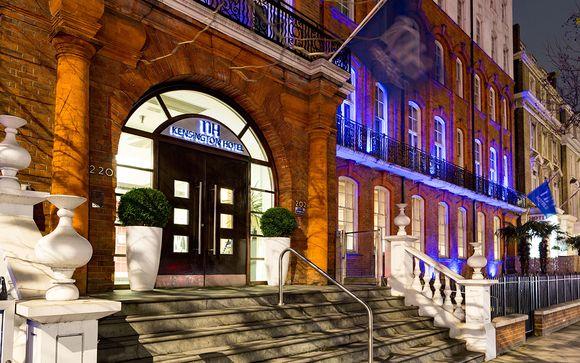 NH London Kensington 4*