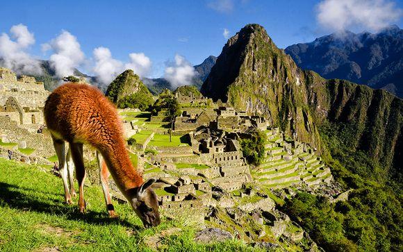 L'itinerario del Tour del Perù
