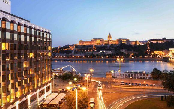 Il Sofitel Budapest Chain Bridge 5*