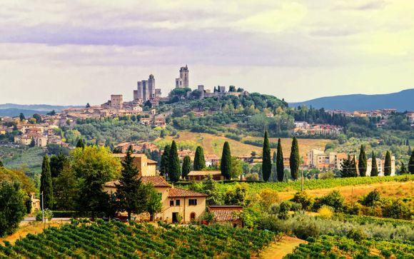 Alla scoperta di San Gimignano