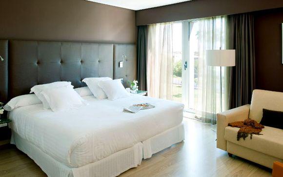 Hotel Barcelo Sevilla Renacimiento 5*